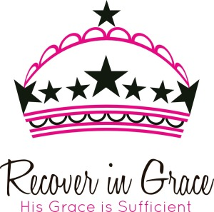 Recover in Grace LOGO Tiara